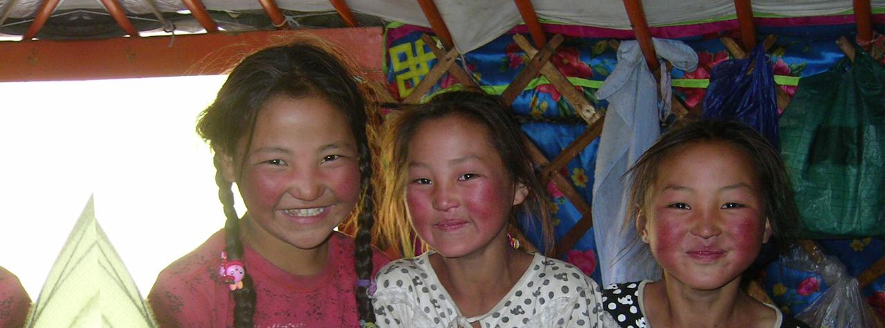 Mongolei/Kultur/Natur