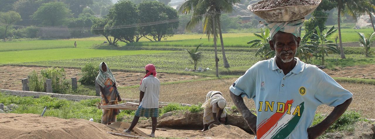 Süd-Indien/Gemeinschaft